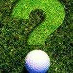 Miscellaneous Golf Questions