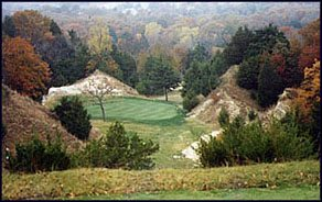 The Building of Turtle Hill Golf Course