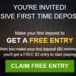 DraftKings Free Entry Ticket Promotion